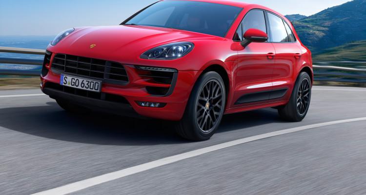 Der Porsche Macan GTS bekommt ein Sportfahrwerk