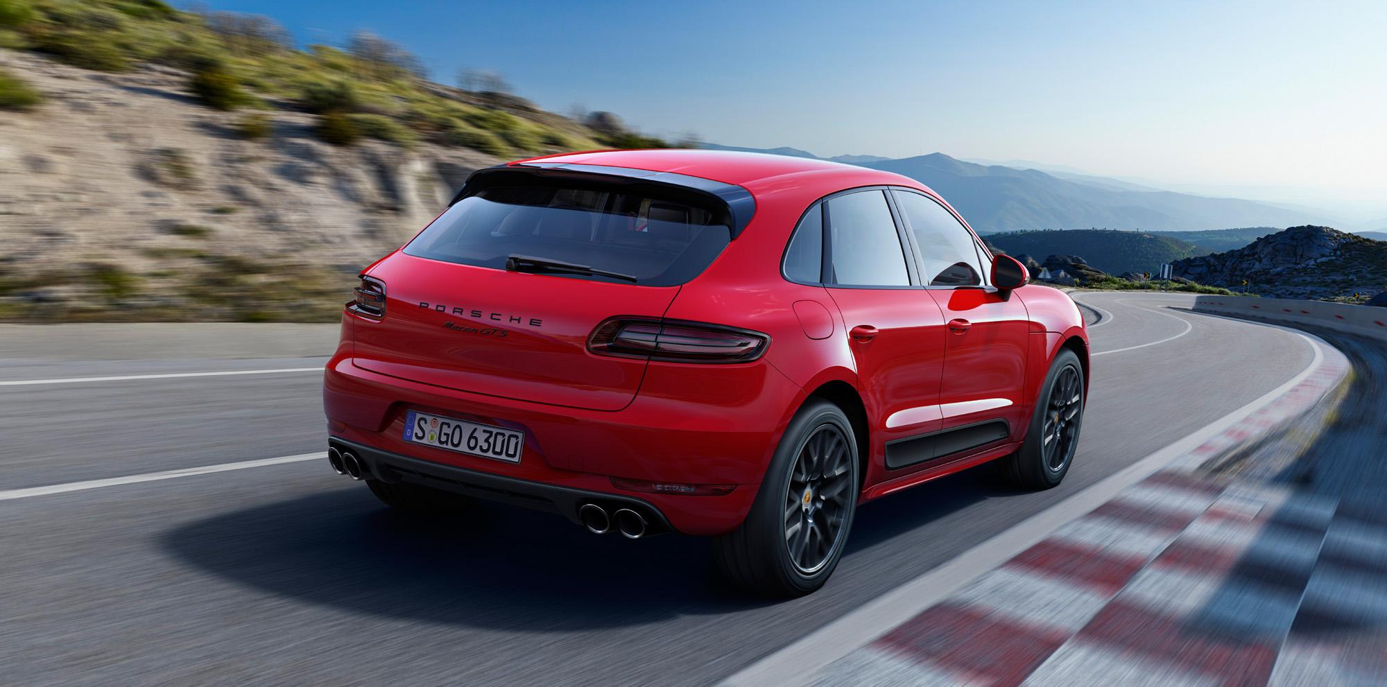 Porsche Macan Gts Trackday Tuning F 252 R Das Kompakt Suv