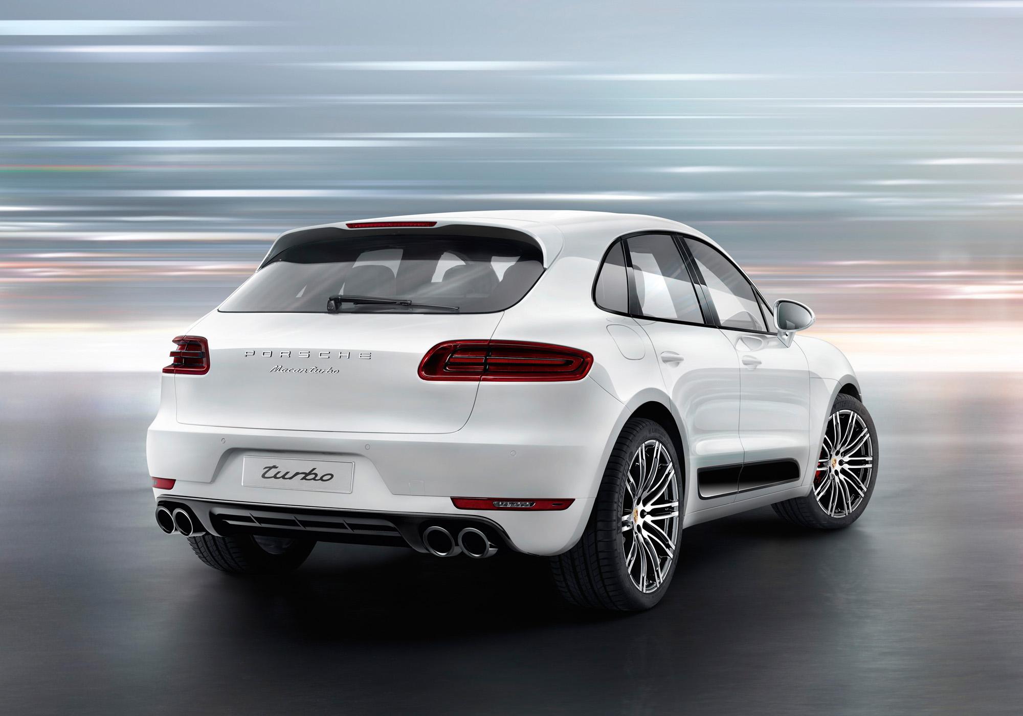 Teurer Fahrspaß im Porsche Macan GTS
