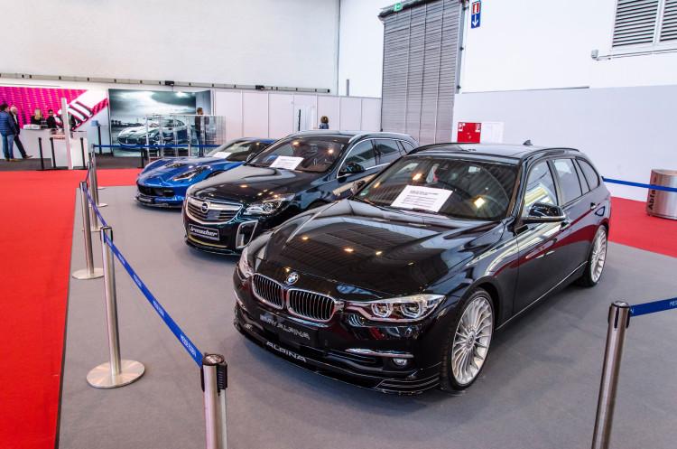 BMW-Fraktion von ALPINA