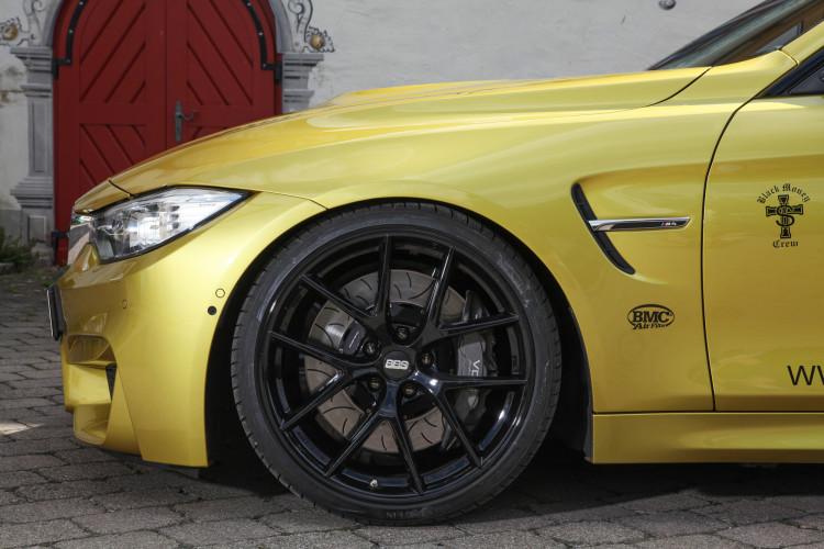 Die Reifen-Kombi des BMW M4