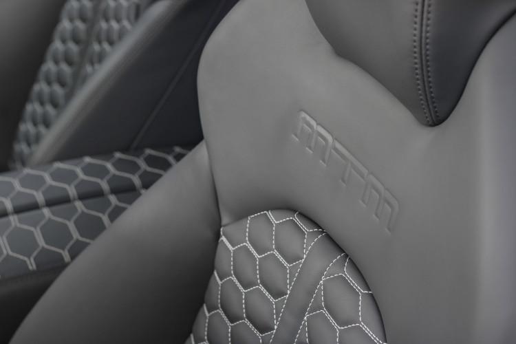 Nebst aerodynamischer Upgrades hat sich Tuner MTM auch am Innenraum zu schaffen gemacht.