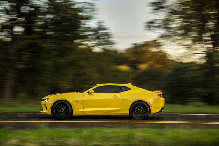 Automatik Vs. manuelle Kontrolle: Im neuen Chevrolet Camaro SS hat der Kunde die Wahl.