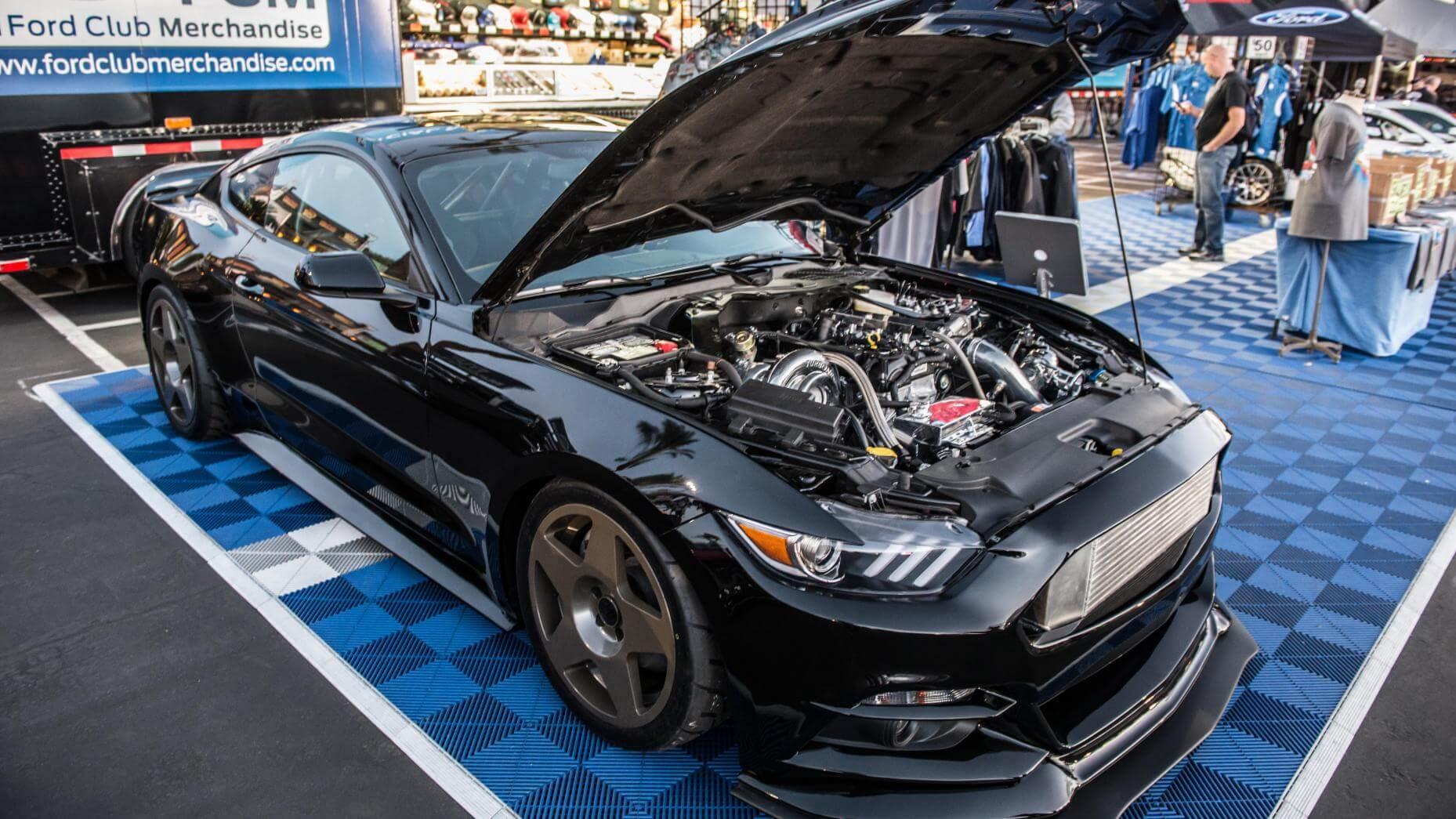 Das EcoBoost-Wunder: Ford Mustang Tuning von Bisimoto mit satten 900 Pferden.