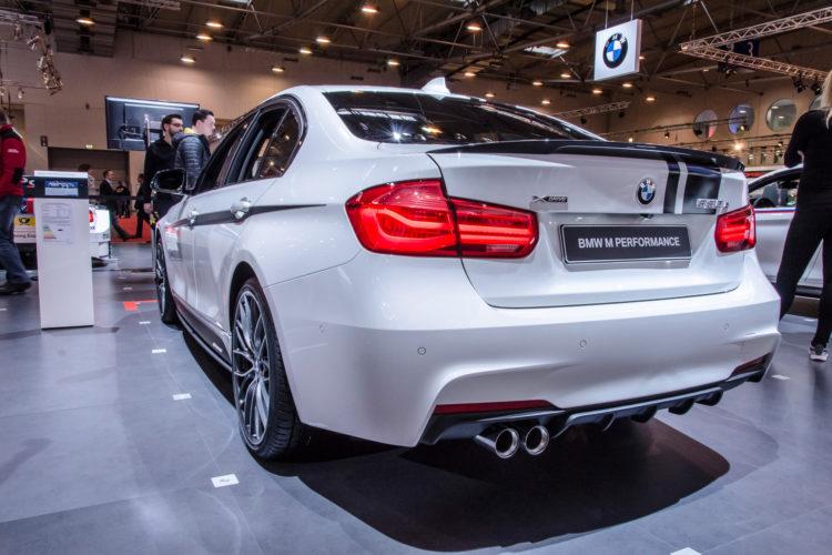 Pure M Performance: Damit nimmt BMW seinen Tunern schon mal ein Stück Arbeit ab.