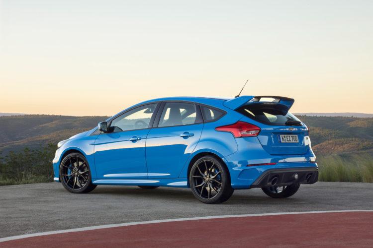 Er hat's einfach faustdick unter der Haube: Der Ford Focus Mk3 RS.