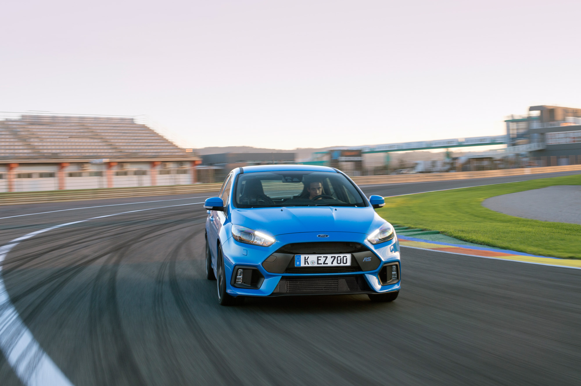 All-New Focus RS