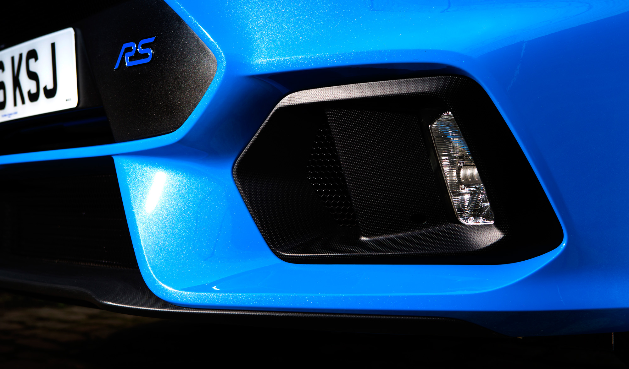 Focus RS- RHD-London Shoot