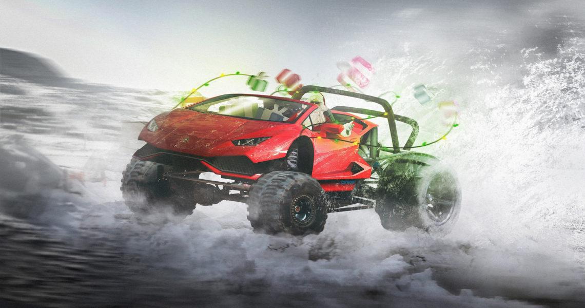 2 Lamborghini Huracan