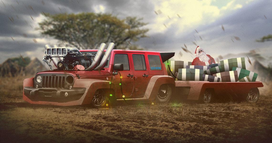 6 Jeep Wrangler