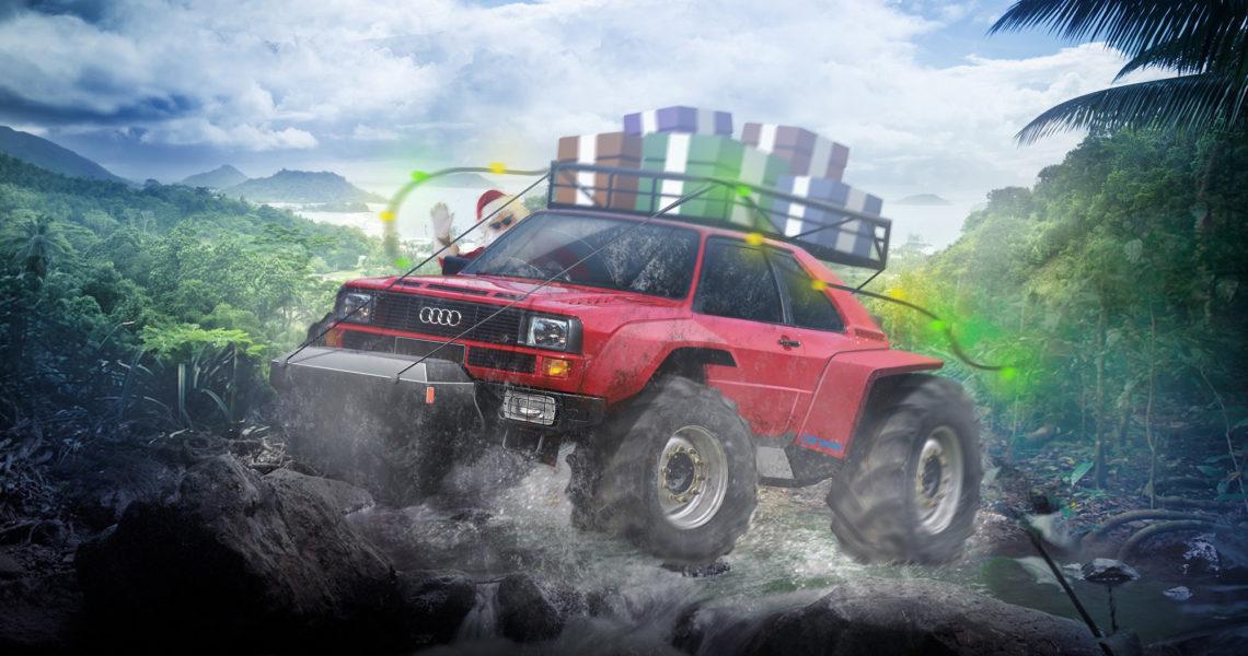 8 Audi ur-quattro
