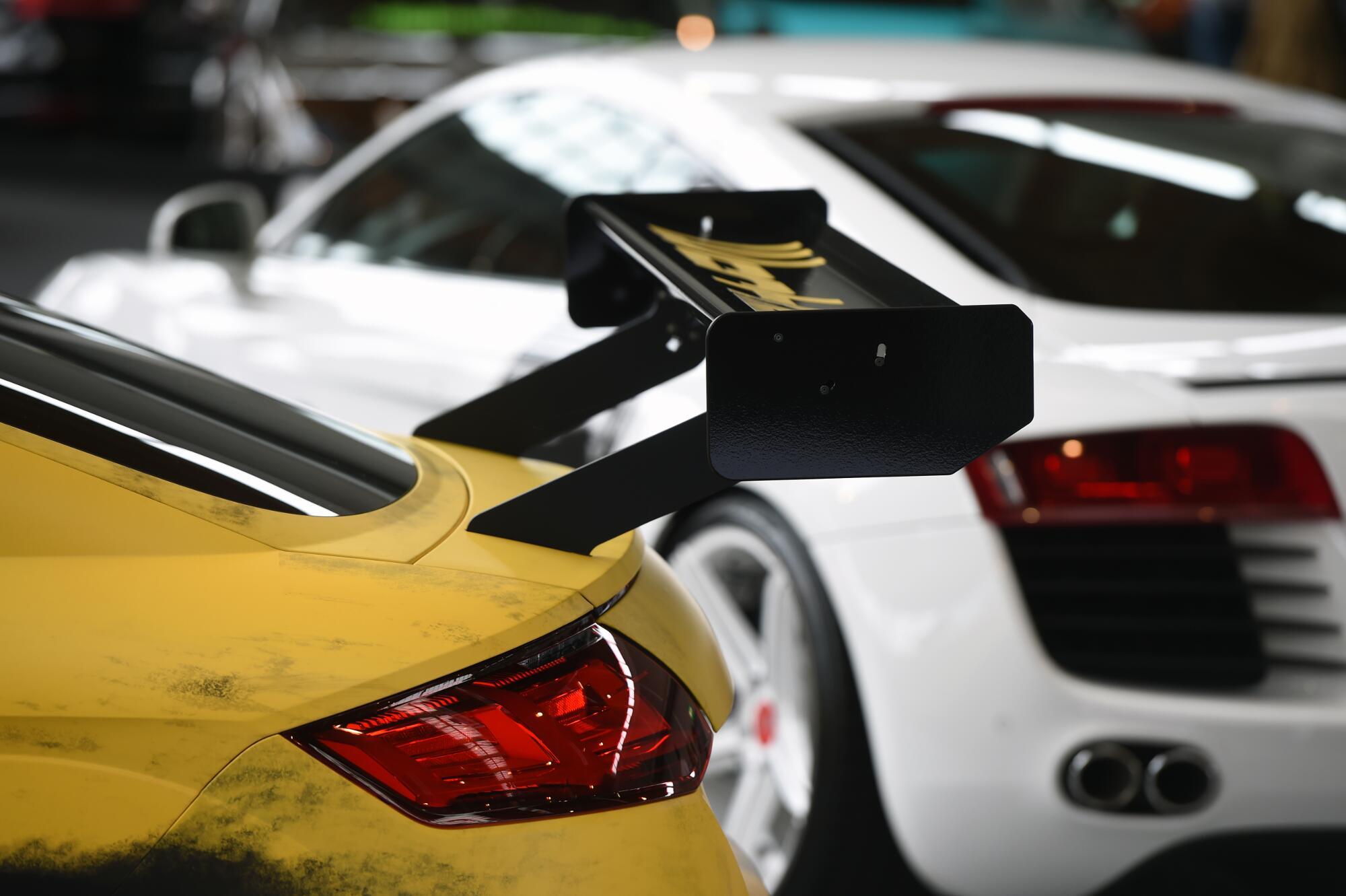 A3: Audi TT