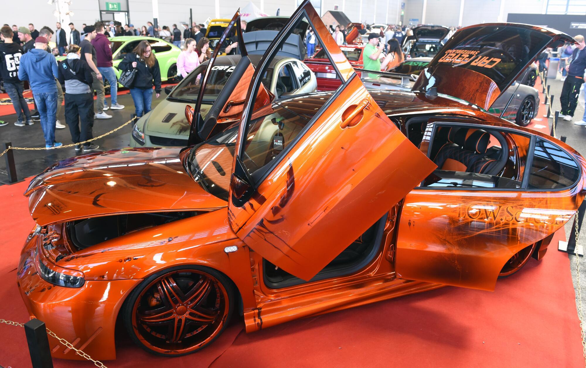 A5: SEAT Leon Cupra