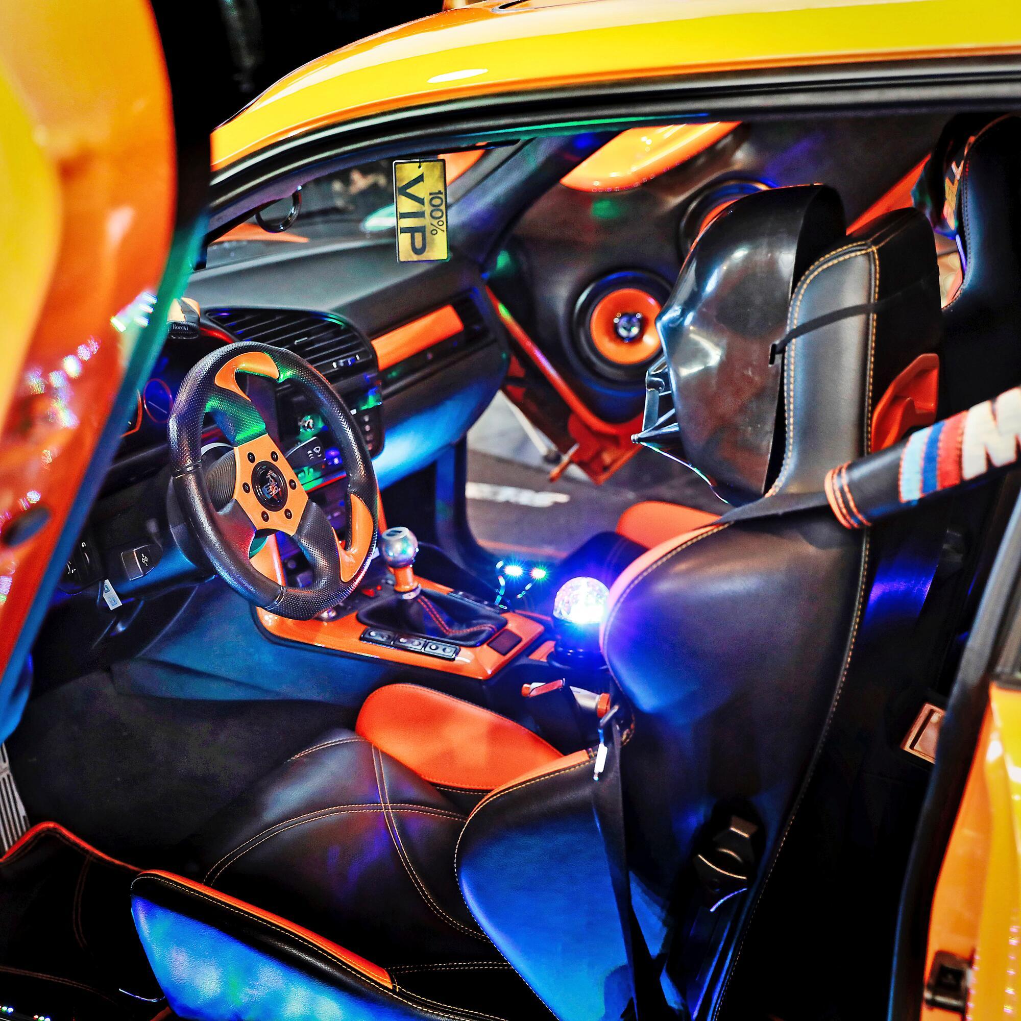 Club Area BMW E36 Star Wars Tuning World