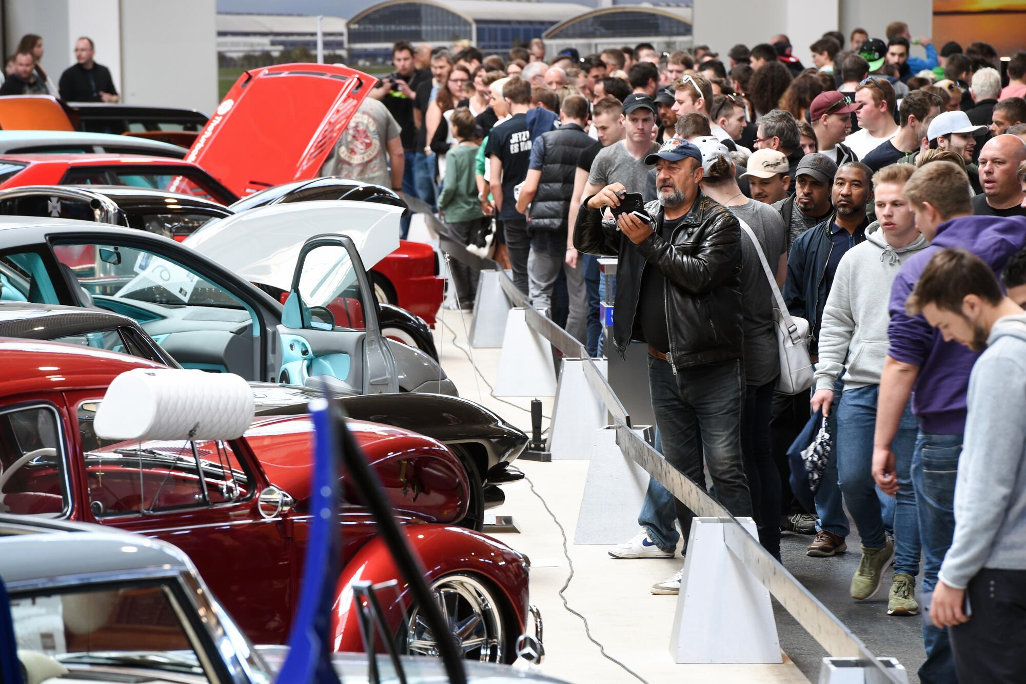 B5: European Tuning Showdown, VW Käfer