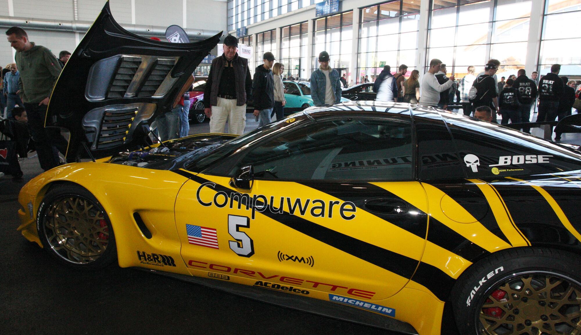 Corvette C 5