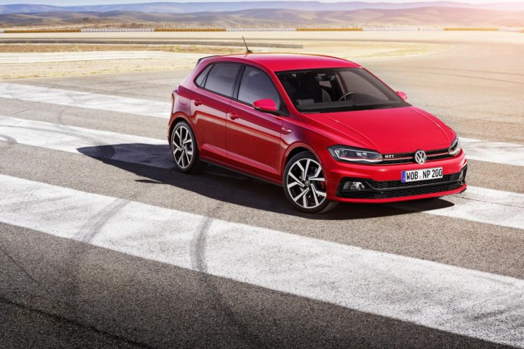 Wiedererkennung plus Upgrade: Der neue VW Polo GTI darf sich auf ganzer Linie sehen lassen.