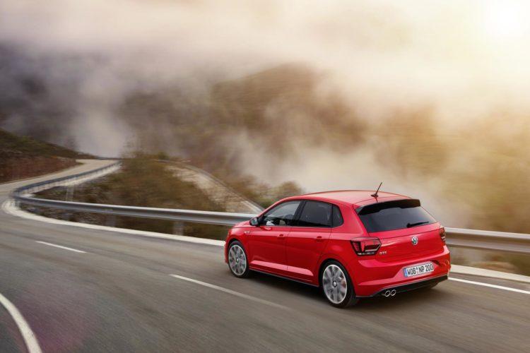 Der VW Polo GTI kann auch Reisenden genügend Platz bieten.